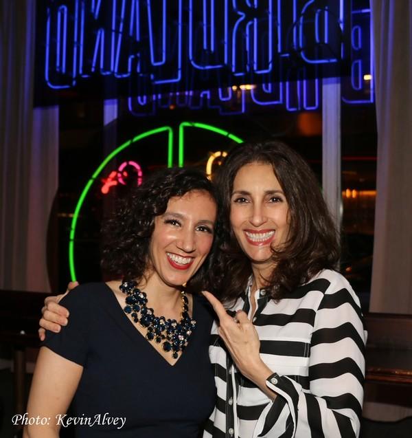 Gabrielle Stravelli and Barbara Fasano