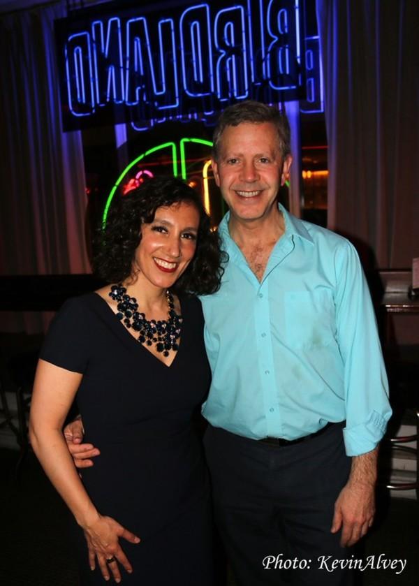 Gabrielle Stravelli and Fred Barton