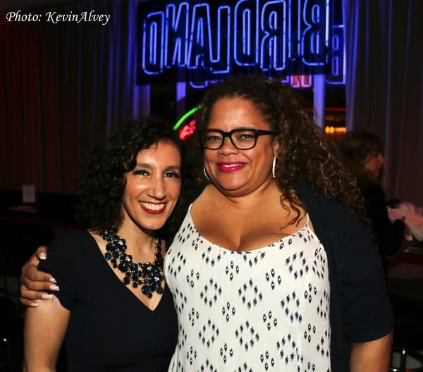 Gabrielle Stravelli and Natalie Douglas