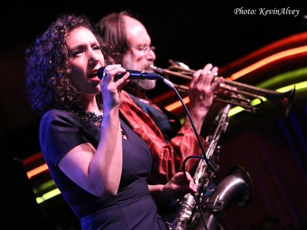 Gabrielle Stravelli and Scott Robinson