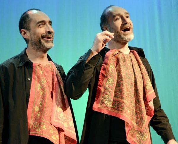 Photo Flash: Rubicon Theatre Presents American Premiere of eXtras