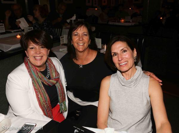 Sandra McFarland, Paula Kaminsky Davis, Lynne Linchytz