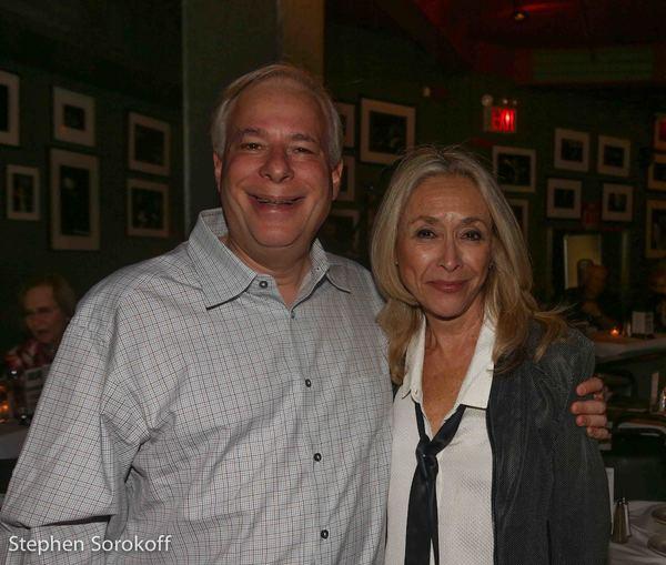 Barry Feirstein & Eda Sorokoff
