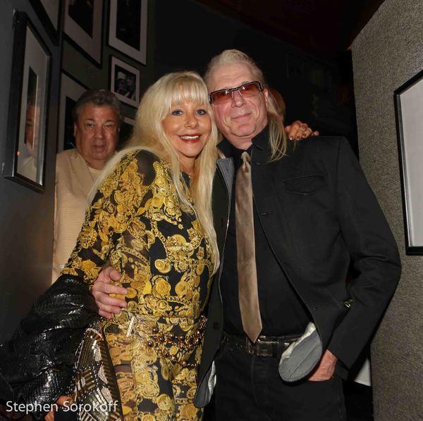 Sunny Sessa & Ron Abel