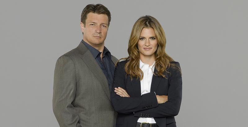 JUST IN: CASTLE Star Stana Katic Will Not Return for Show's 9th Season!