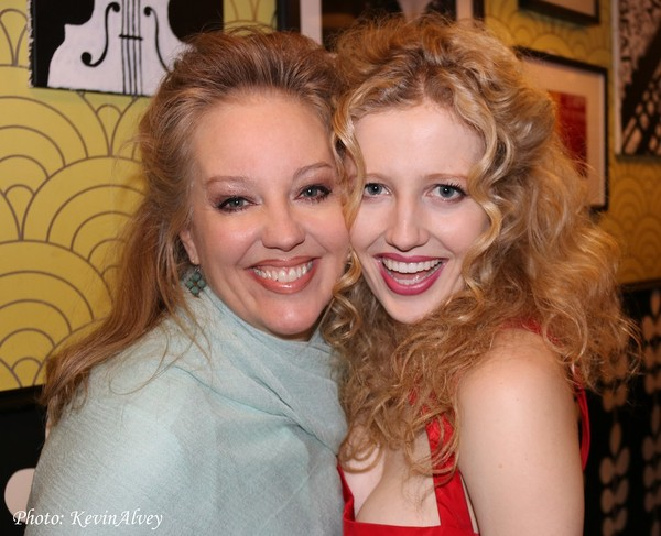 Stacey Sullivan and Savannah Brown Photo