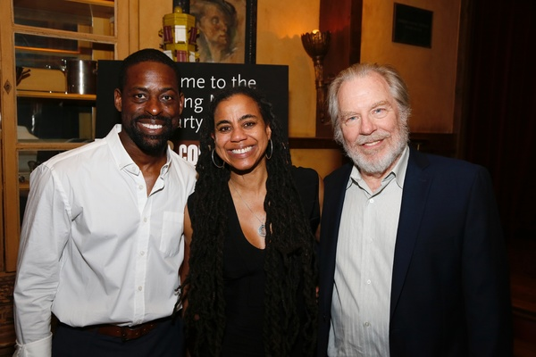 Sterling K. Brown, Suzan-Lori Parks and Michael McKean