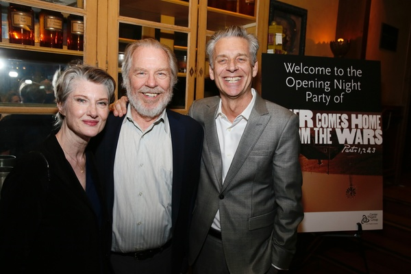 Annette O'Toole, Michael McKean and Michael Ritchie