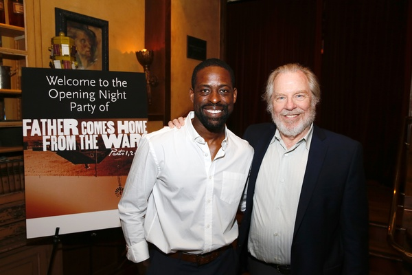 Sterling K. Brown and Michael McKean