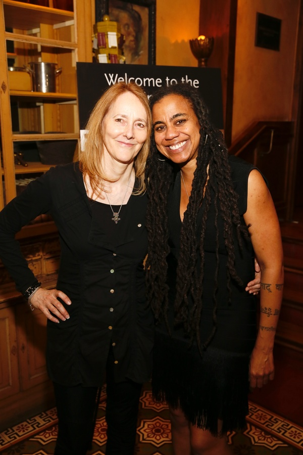Jo Bonney and Suzan-Lori Parks