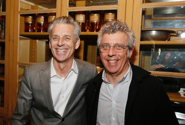 Michael Ritchie and Eric Bogosian