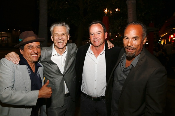 Richard Montoya, Michael Ritchie,  Kelley Kirkpatrick and Roger Guenveur Smith