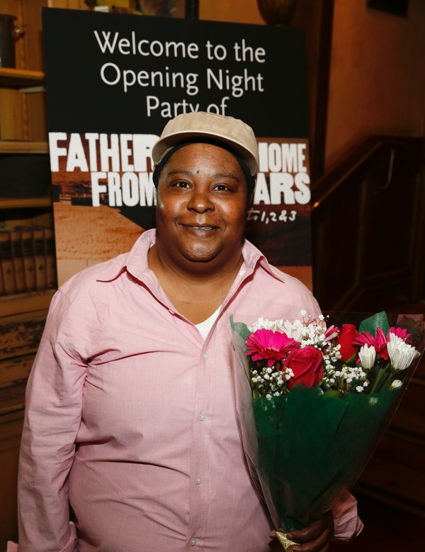 Photos: 'FATHER COMES HOME FROM THE WARS' Opens at the Taper