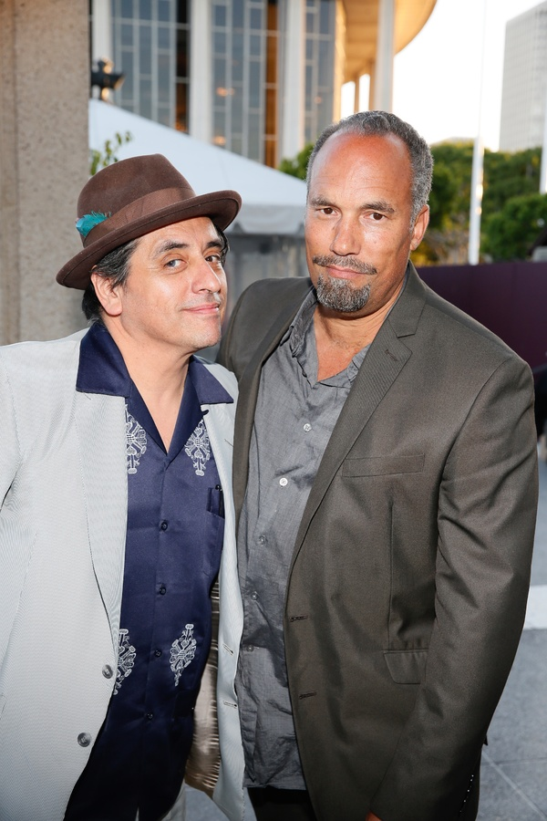 Richard Montoya and Roger Guenveur Smith