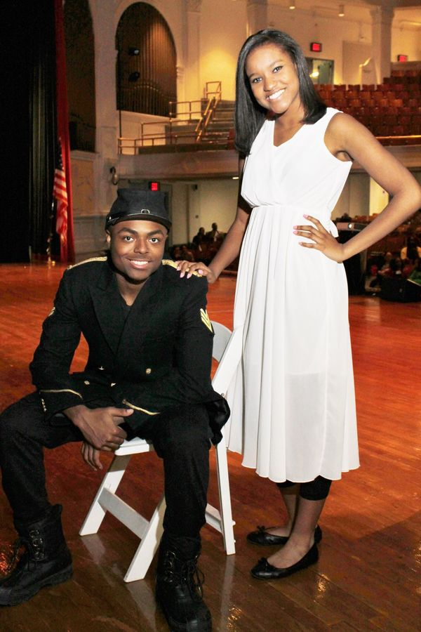 Photo Flash: Colby Christina and More in THE EMANCIPATION OF SANDY WILLS