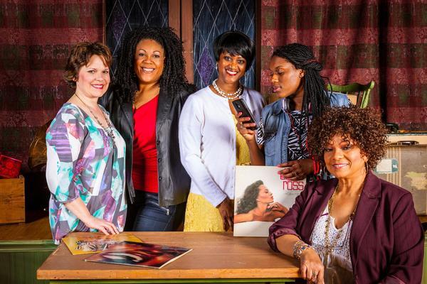 Stacy White, Jennifer Fouche, Monica J. Palmer, Felicia Renae, and Lucy Shropshire