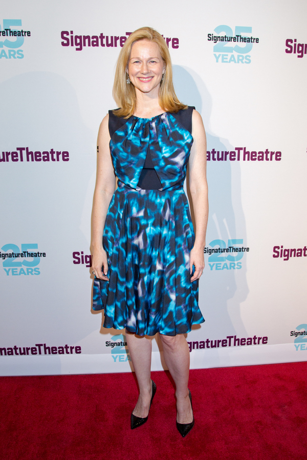 Photo Coverage: Signature Theatre Honors Founding Artistic DirectorJames Houghton at 25th Anniversary Gala