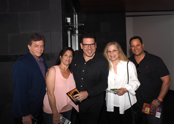 Lloyd Coleman, Lori Zuckerman, Michael Orland, Roslyn Kind, and Rick Simone-Friedland