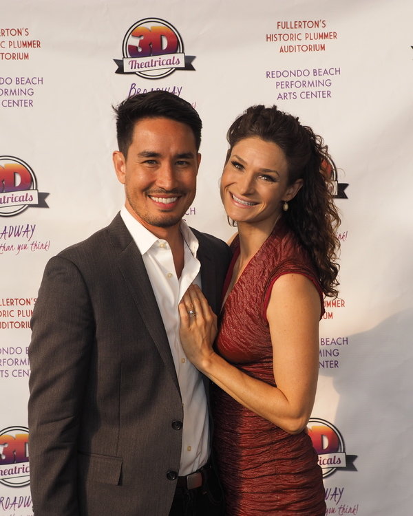 Shawn Decierdo and Lauren Decierdo Photo