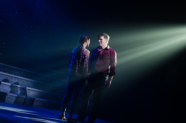 Photo Flash: Exclusive First Look at Liz Shivener, Gregg Goodbrod and More in New Immersive GHOST THE MUSICAL