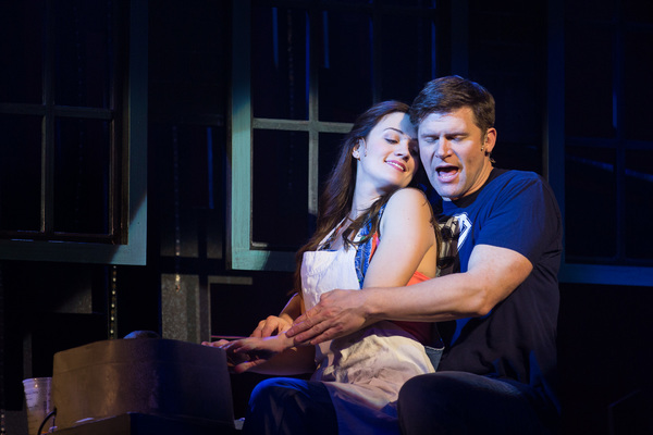 Gregg Goodbrod and Liz Shivener Photo
