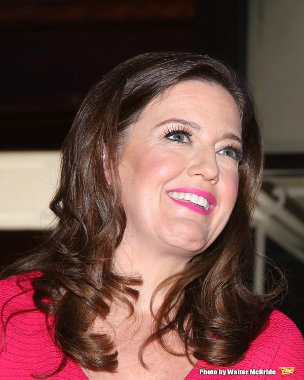 Actress Jennifer Simard