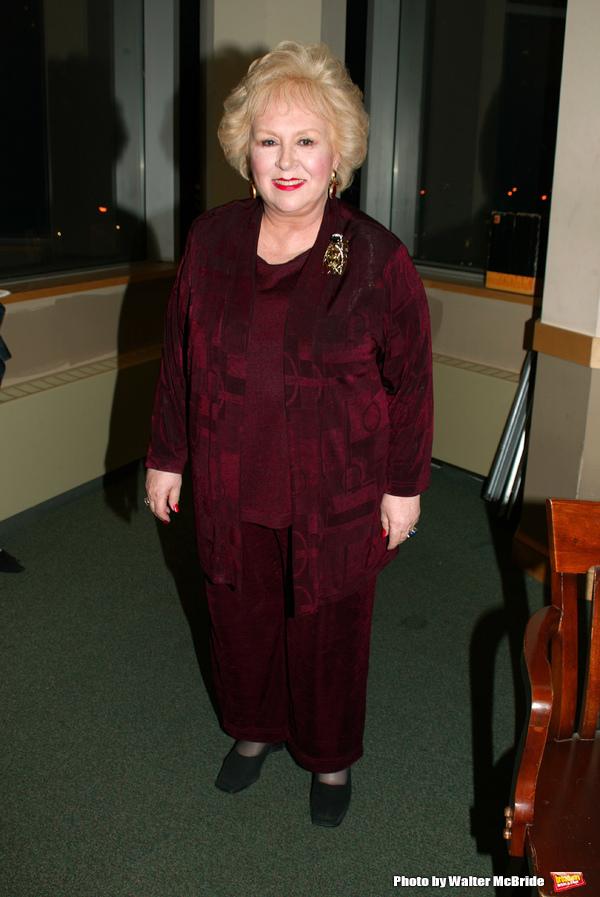Photo Flash: Remembering Doris Roberts