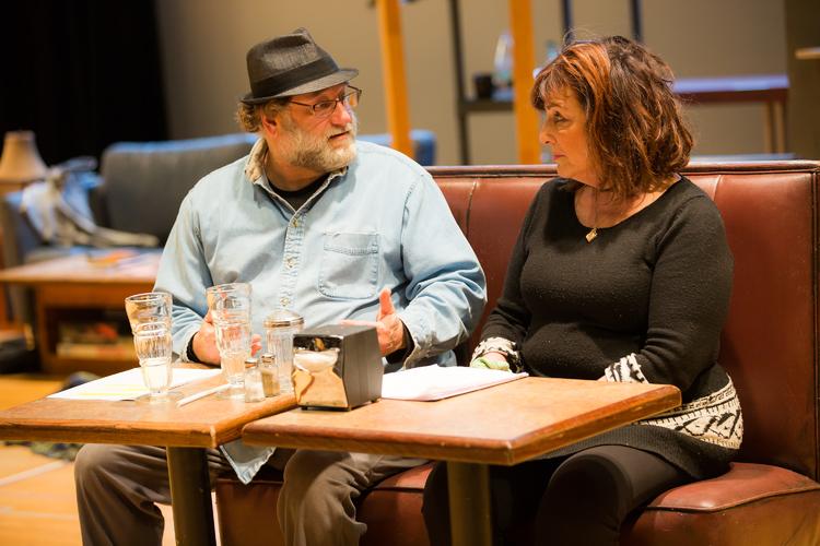 High Res Ron Orbach, Caroline Aaron
