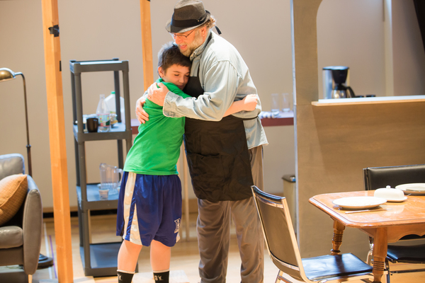 Photo Flash: In Rehearsal for the World Premiere of ALL THE DAYS at McCarter Theatre Center