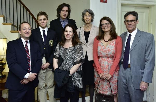 Hershey Felder & Berlin Family
