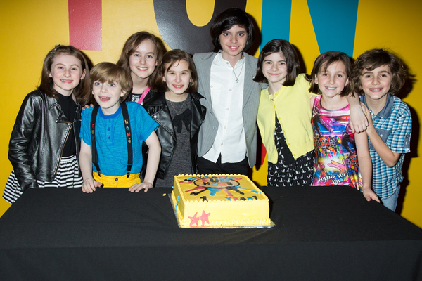 Presley Ryan, Zell Steele Morrow, Sydney Lucas, Alessandra Baldacchino, Oscar Williams, Gabriella Pizzolo, Maya Grace Fischbein, Cole Grey