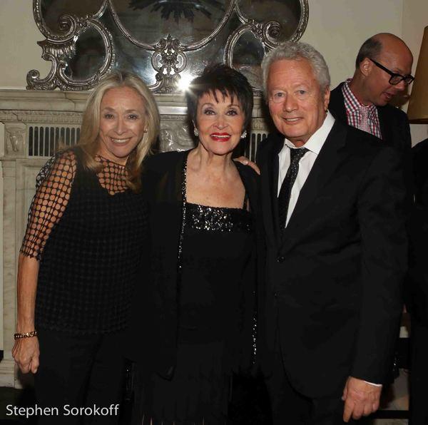 Eda Sorokoff, Chita Rivera, Stephen Sorokoff