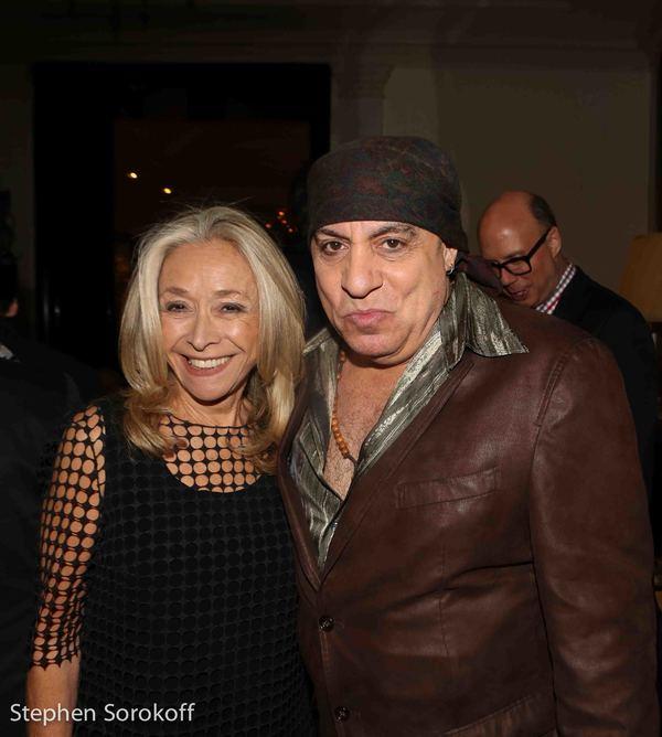 Eda Sorokoff & Steven Van Zandt