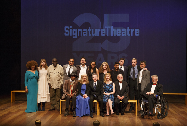 Signature Playwrights & James Houghton