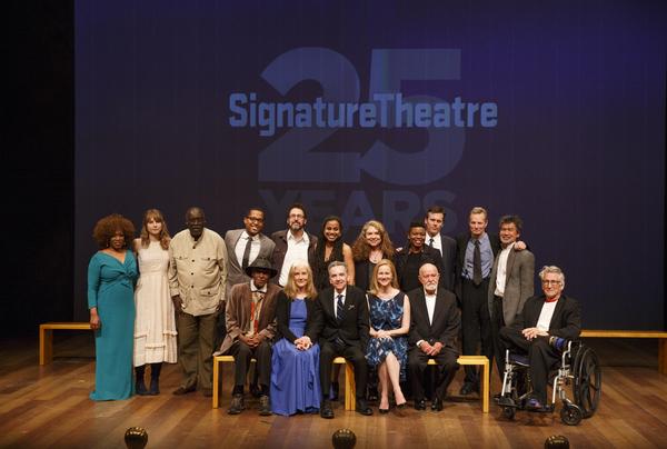 Signature Playwrights & James Houghton Photo