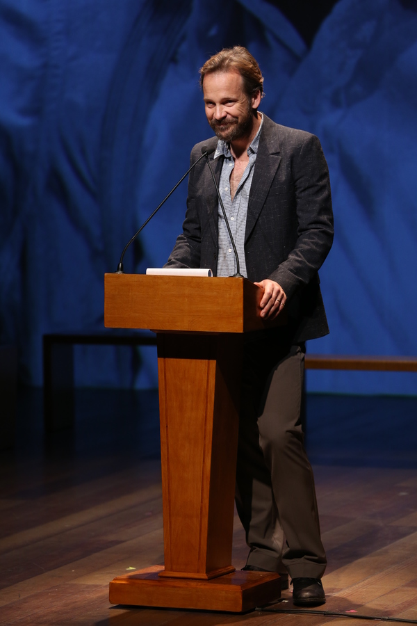 Photo Flash: Laura Linney, Lois Smith & More Honor James Houghton at Signature Theatre's 25th Anniversary Gala
