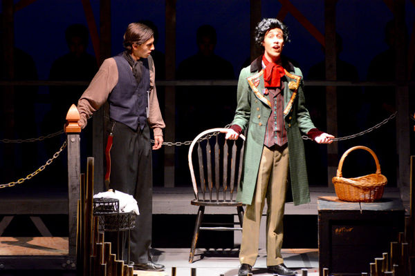 Photo Flash: First Look at SWEENEY TODD at Fullerton High School