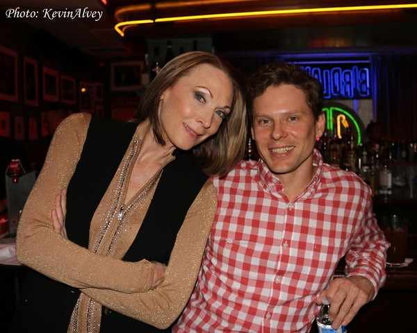 Dee Hoty and Tony Roach