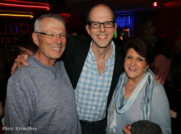 Jeff Blumenkrantz and his parents