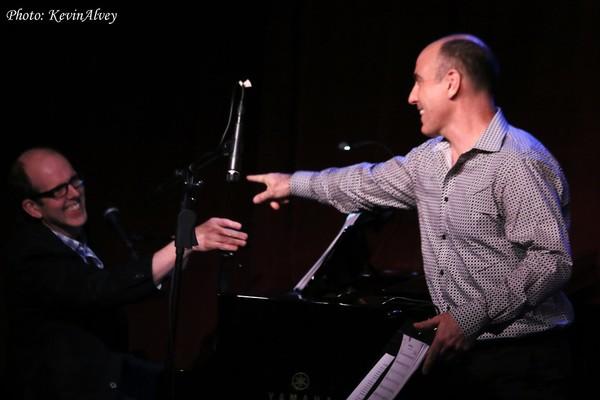 Jeff Blumenkrantz and William Michals