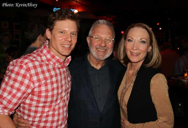 Tony Roach, Walter Bobbie and Dee Hoty
