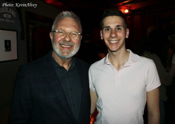 Walter Bobbie and Eric Dietz Photo