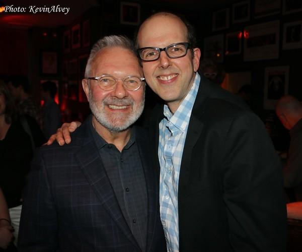 Walter Bobbie and Jeff Blumenkrantz