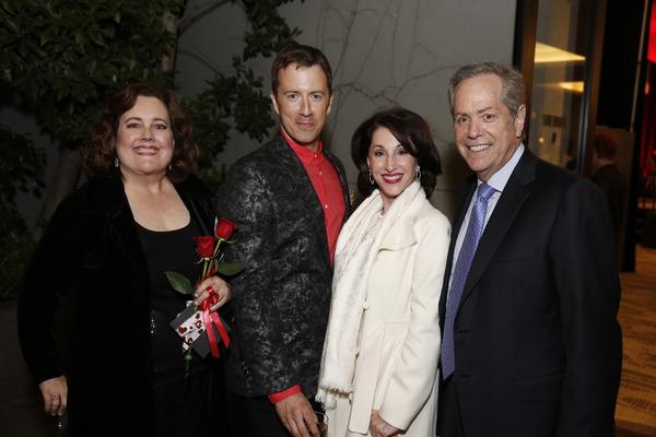 Mary VanArsdel, Chuck Ragsdale, Pamela Beck and Dennis Beck Photo
