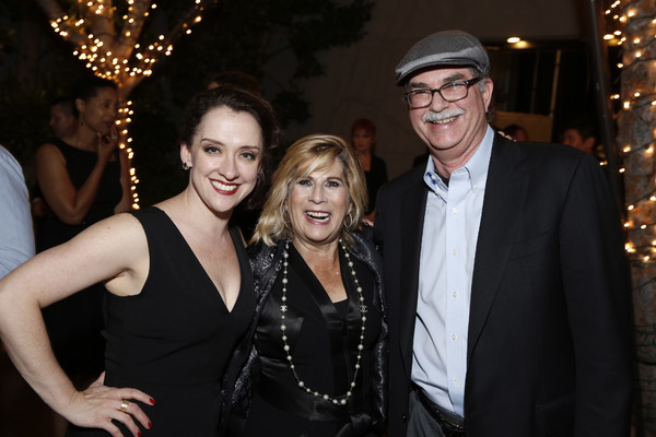 Photo Flash: 'GENTLEMAN'S GUIDE' Stars Take the Stage in Angels' Cabaret in L.A.