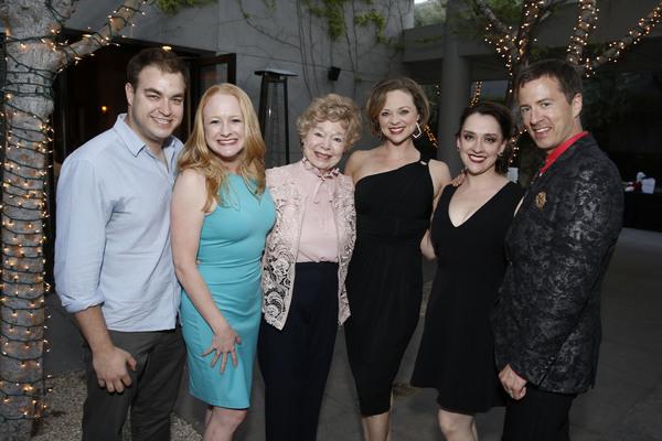 John Rapson, Megan Loomis, Mary Levin Cutler, Kristen Beth Williams, Kristen Mengelkoch and Chuck Ragsdale