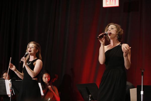 Adrienne Eller and Kristen Beth Williams Photo