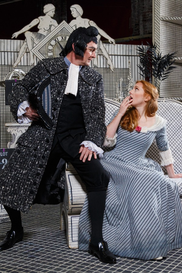 Photos: Meet the Cast of THE RAKE'S PROGRESS at Pittsburgh Opera