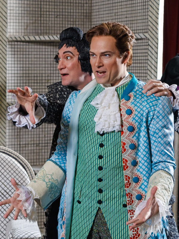 Photo Flash: Meet the Cast of THE RAKE'S PROGRESS at Pittsburgh Opera
