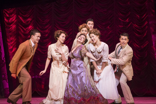 Photo Flash: Sheridan Smith Opens in FUNNY GIRL at the Savoy Theatre